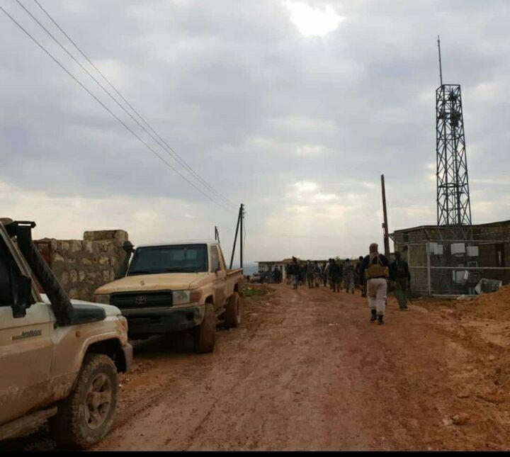 نشرة أخبار الجمعة - الجبهة الوطنية تستعيد مناطق واسعة في إدلب وحلب من تحرير الشام، ومطالبات بفتح ممر إنساني إلى ريف حلب الغربي -(4-1-2019)