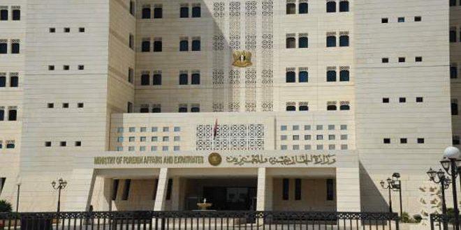 نظام الأسد يرد على تصريحات الرئيس التركي حول إقامة المنطقة الآمنة