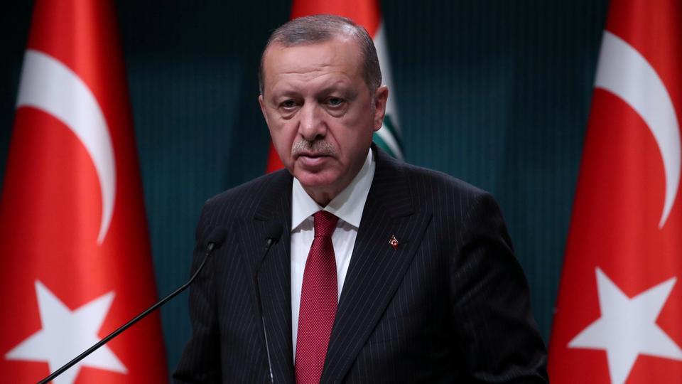 أردوغان: تفجير منبج هدفه التأثير على قرار سحب القوات الأمريكية من سوريا