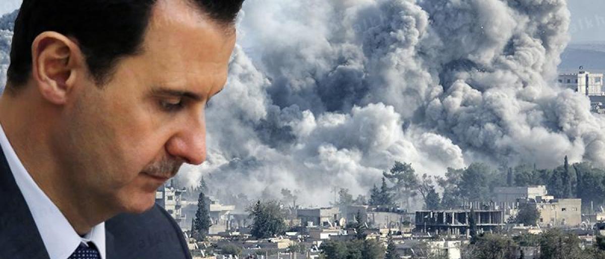سوريا الأسد .. الأولى عربياً في معدل الجريمة وانعدام الأمان