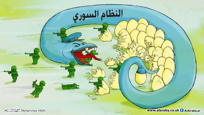 النظام السوري بين الشمولية والديكتاتورية