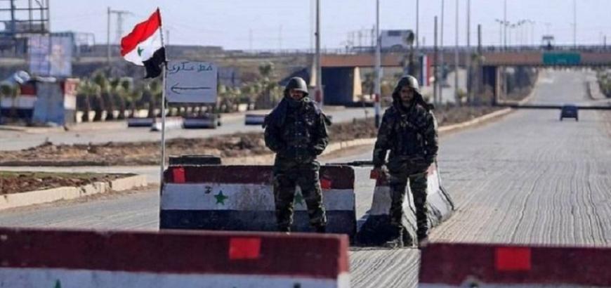 استنفار أمني في درعا إثر هجوم على حاجز لميلشيات الأسد