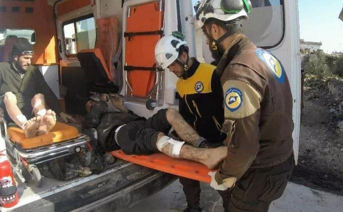 تقرير يوثق حصيلة الضحايا والمجازر المرتكبة في سوريا خلال الشهر الماضي