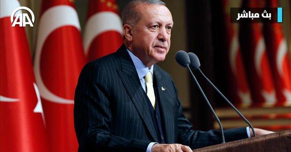 أردوغان: قمة جديدة حول سوريا ستعقد في سوتشي 14 الشهر الجاري