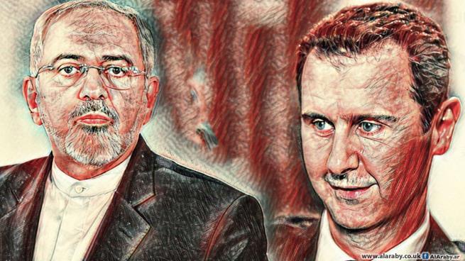 ظريف والأسد.. الاستقالة والزيارة