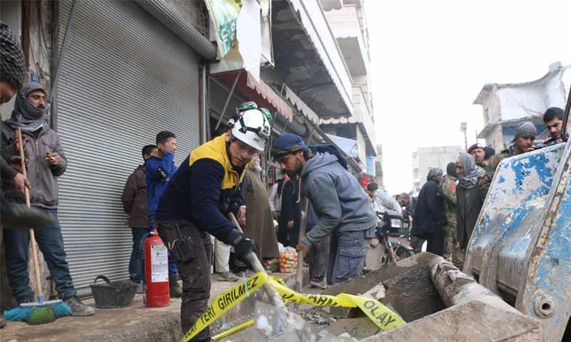 حصاد أخبار الثلاثاء - انفجار دراجة نارية مفخخة في مدينة الباب شرقي حلب، وجيش الإسلام يعلن انتقاله إلى الفيلق الثاني التابع للجيش الوطني -(5-3-2019)