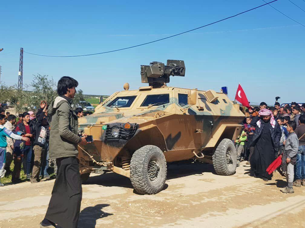 حصاد أخبار الجمعة - تركيا تسير أول دورية في المنطقة العازلة بإدلب، ومنسقو الاستجابة: الحملة الحالية على الشمال هي الأسوأ منذ 2017 -(8-3-2019)