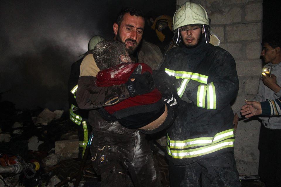 حصاد أخبار الاثنين- ميلشيات الأسد تصعد قصفها على ريف إدلب، وموسكو تنفي شن غارات جوية على المنطقة العازلة -(11-3-2019)
