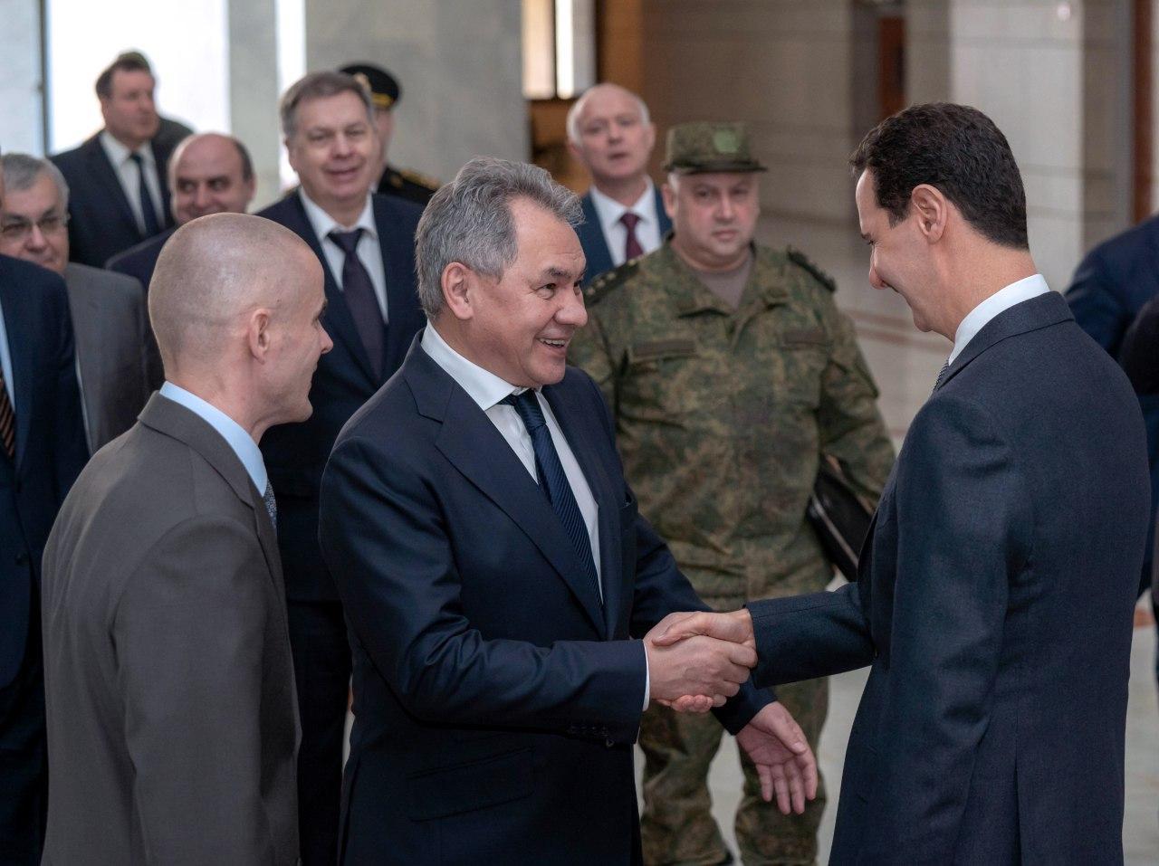 شويغو في مهمة عاجلة: الدائرة تضيق على بشار الأسد