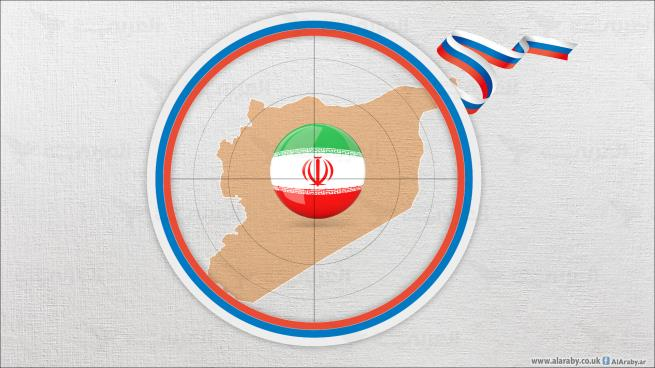سورية رهينة روسية إيرانية