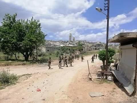 كفرنبودة عدو .. من المسؤول عن تقدم ميلشيات الأسد في الشمال؟
