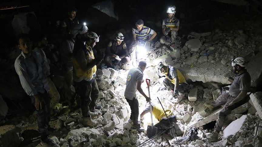 حصاد أخبار الأربعاء - ضحايا في قصف مدفعي لميلشيات النظام غربي حلب، وتفاهم أمريكي روسي لدفع الحل السياسي في سوريا -(15-5-2019)