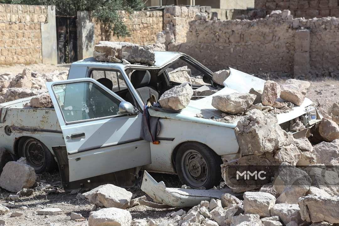 حصاد أخبار الخميس- ضحايا جراء القصف على إدلب، وأكثر من مئتي قتيل لميلشيات النظام في معركة تحرير كفرنبودة -(23-5-2019)