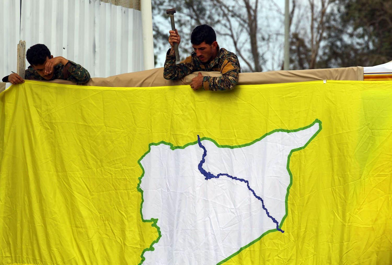واشنطن تستبعد إقامة دولة كردية في سوريا