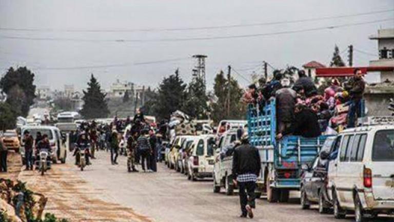 الأمم المتحدة تتوقع فرار مليوني سوري إلى تركيا في هذه الحالة