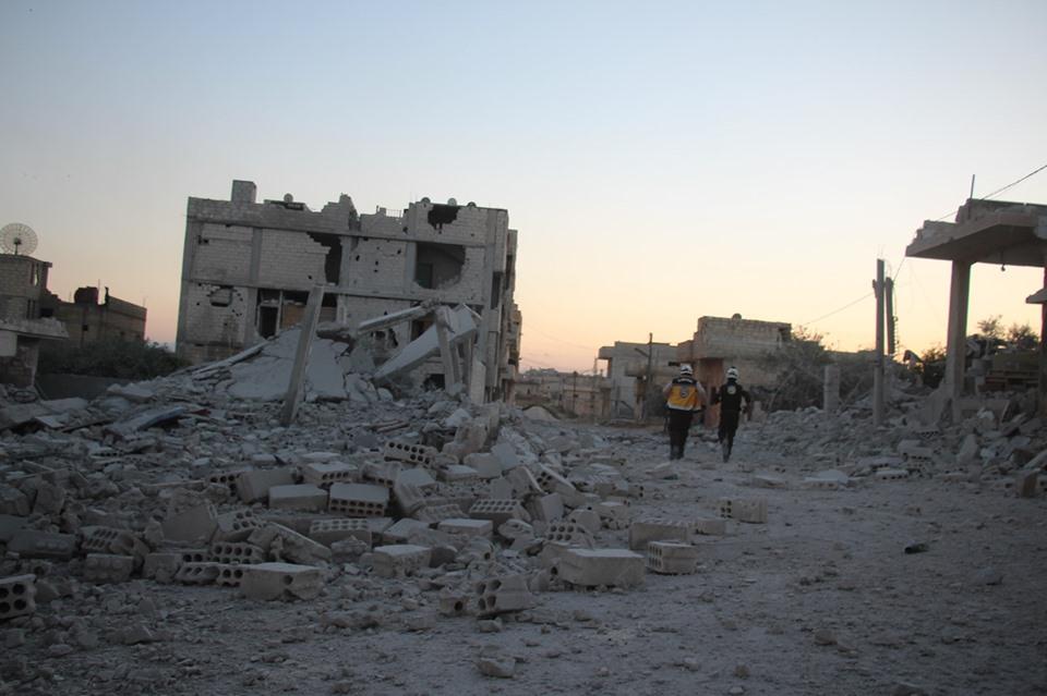 حصاد أخبار الأربعاء - طيران الأسد يرتكب مجزرة جديدة جنوبي إدلب، وغارات إسرائيلية تستهدف مواقع للنظام في محافظة درعا -(12-6-2019)