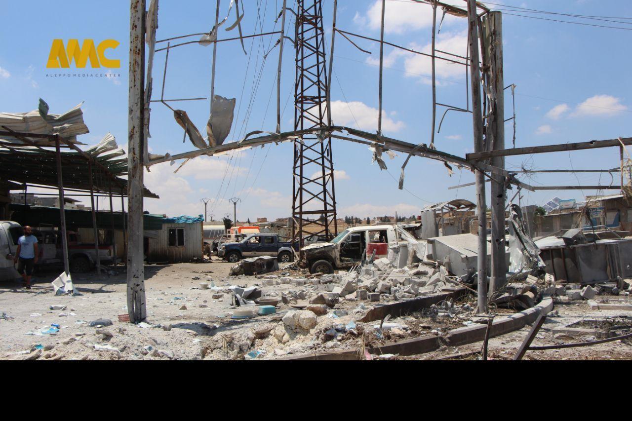 حصاد أخبار الجمعة- ضحايا مدنيون في قصف على ريف المهندسين غربي حلب، وحظر للتجوال في مدينة عفرين لدواعٍ أمنية -(21-6-2019)
