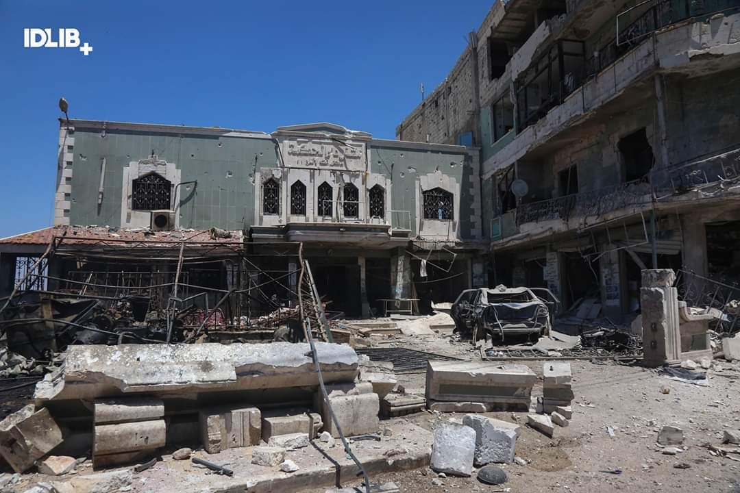 الأمم المتحدة تطلب أجوبة من روسيا حول قصف مستشفيات بسوريا