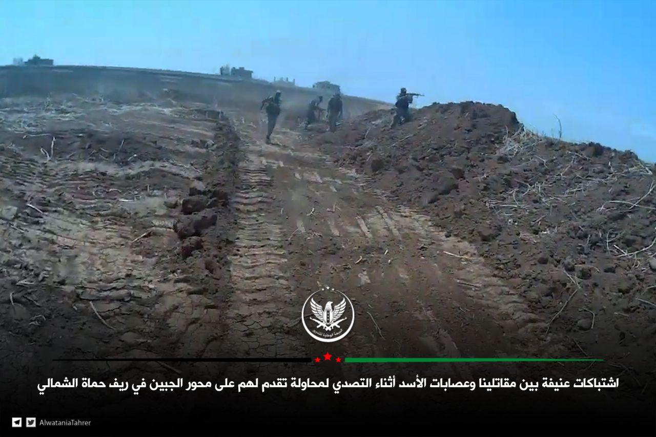 حصاد أخبار الخميس- إغارات ناجحة للثوار على مواقع ميلشيات الأسد في ريف حماة، وضحايا مدنيون في قصف للنظام على إدلب -(27-6-2019)