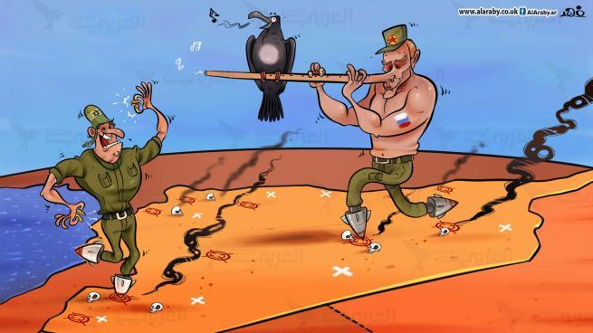 سورية.. دور إسرائيلي مباشر