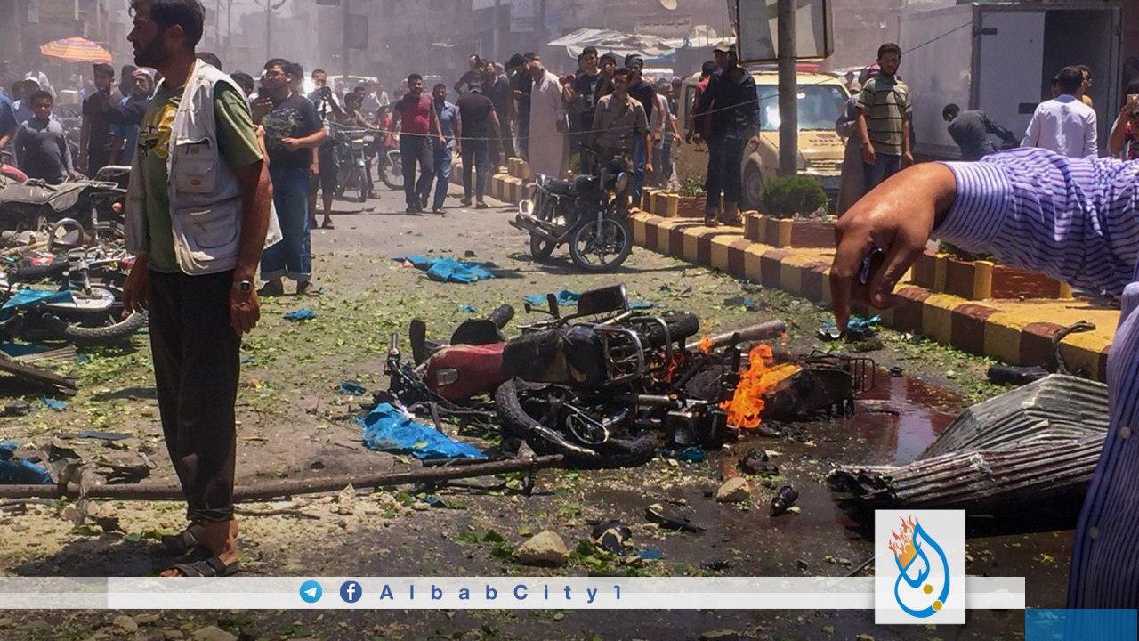 اجتماع لبحث الوضع الأمني في مدينة الباب شرقي حلب .. هذه مخرجاته
