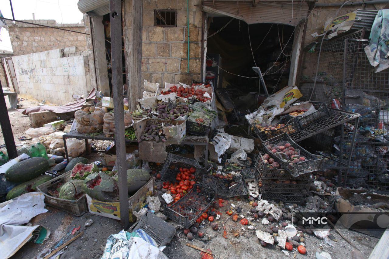 حصاد أخبار الثلاثاء- نظام الأسد يرتكب مجزرة جديدة في ريف إدلب، ومقتل مدنيين نتيجة إنزال جوي للتحالف الدولي في ريف دير الزور -(16-7-2019)