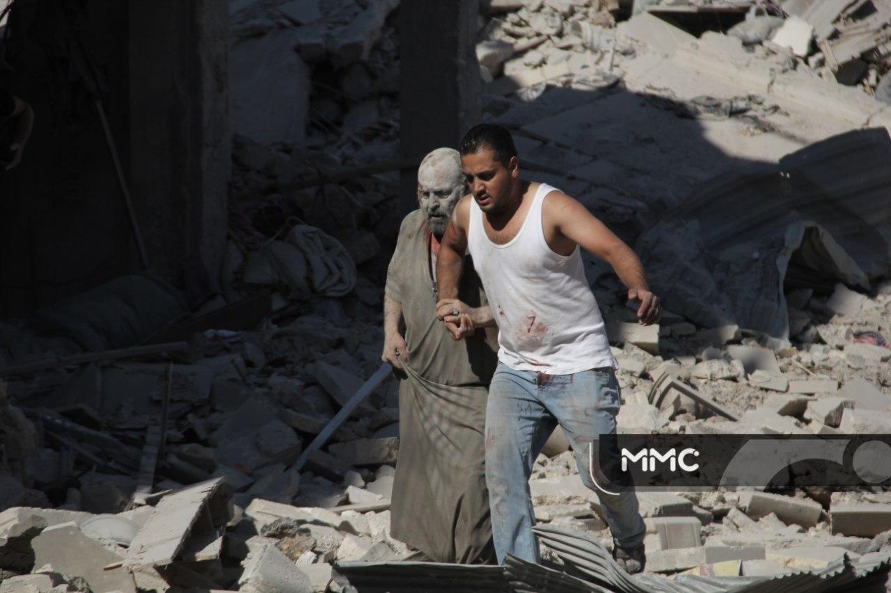 حصاد أخبار الاثنين - روسيا ترتكب مجزرة مروعة في معرة النعمان، وثلاثة انفجارات تضرب مناطق درع الفرات شمال حلب -(22-7-2019)