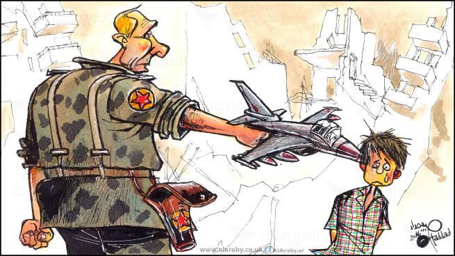 بوتين والنمر الورقي