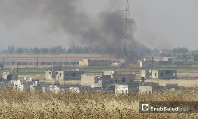 حصاد أخبار الاثنين - بعد قصف هستيري: الثوار ينسحبون إلى مشارف تل الملح بريف إدلب، وقتلى لقسد في انفجار شرقي الرقة -(29-7-2019)