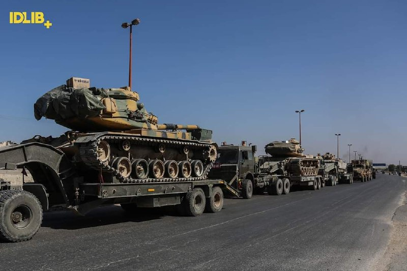 حصاد أخبار الاثنين - الثوار يكبدون النظام خسائر بالقرب من خان شيخون، وطائرات الأسد تستهدف رتلاً تركياً متوجهاً إلى جنوب إدلب -(19-8-2019)