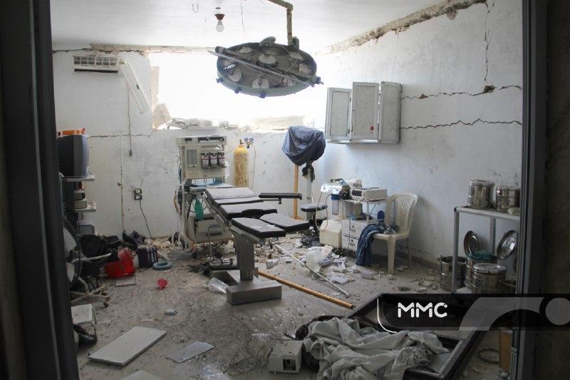 حصاد أخبار الأربعاء- غارات روسية تخرج مشفى في ريف إدلب عن الخدمة، واجتماع روسي تركي لحسم مصير خان شيخون -(21-8-2019)