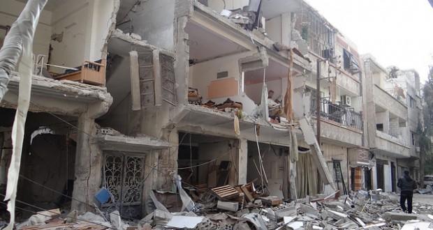 نشرة أخبار سوريا- ريف حمص الشمالي ينضم إلى مناطق خفض التصعيد، وميلشيات النظام تكثف قصفها شرق دمشق -(3-8-2017)