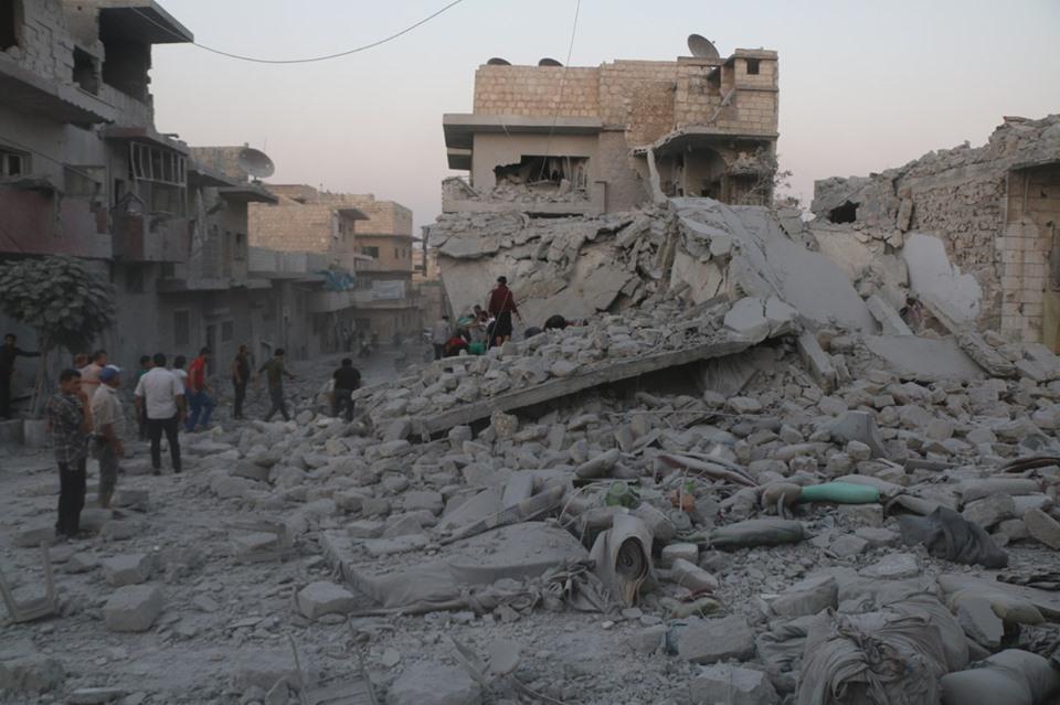 ارتفاع حصيلة ضحايا مجزرة