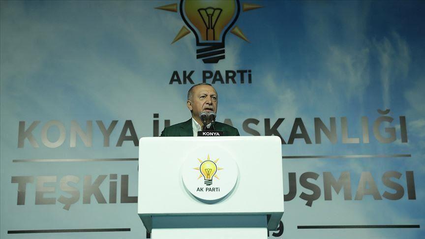 أردوغان يعلق على حملات التحريض ضد السوريين.. هذا ما طلبه من الأتراك