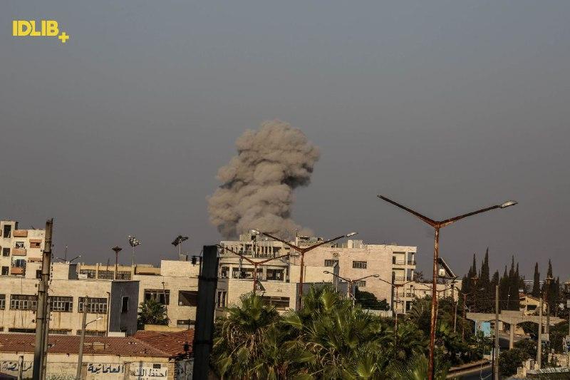 موسكو: الغارة الأمريكية هددت استمرار وقف إطلاق النار في إدلب