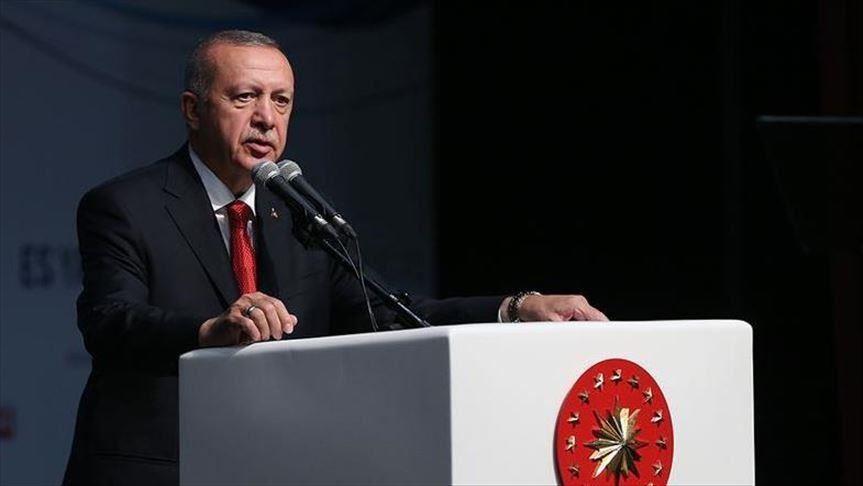 أردوغان: هدفنا توطين نحو مليون لاجئ سوري في