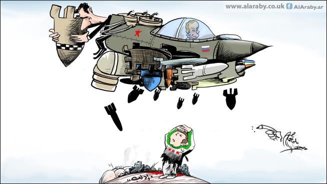 عين روسيا على إدلب وشرق الفرات