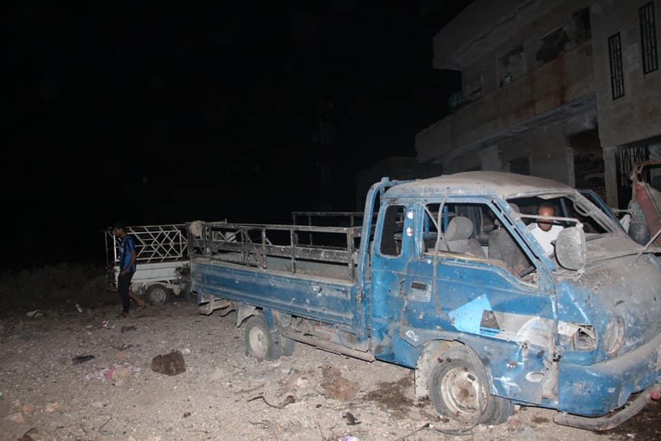 روسيا تخرق الهدنة.. ضحية في غارات روسية على ريف إدلب