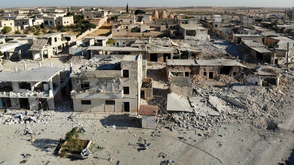 حصاد أخبار الأربعاء- روسيا تخرق الهدنة وتشن غارات جوية على ريف إدلب، ومشاورات عربية لإعادة نظام الأسد إلى الجامعة العربية -(11-9-2019)