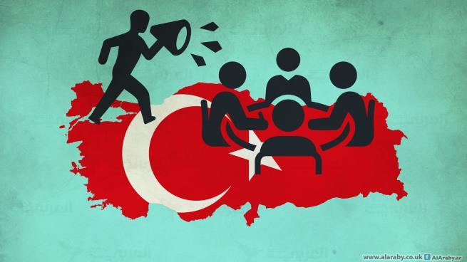 المعارضة التركية في امتحان