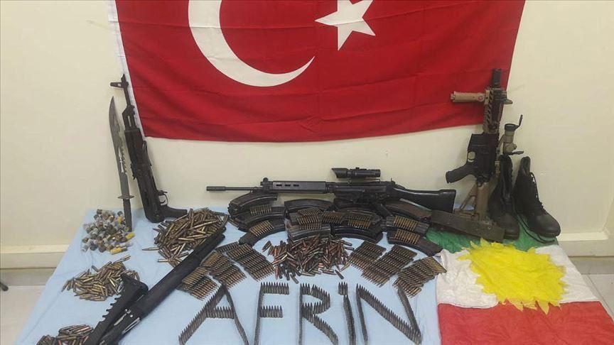 إلقاء القبض على خلية كانت تخطط لتنفيذ عمليات إرهابية في