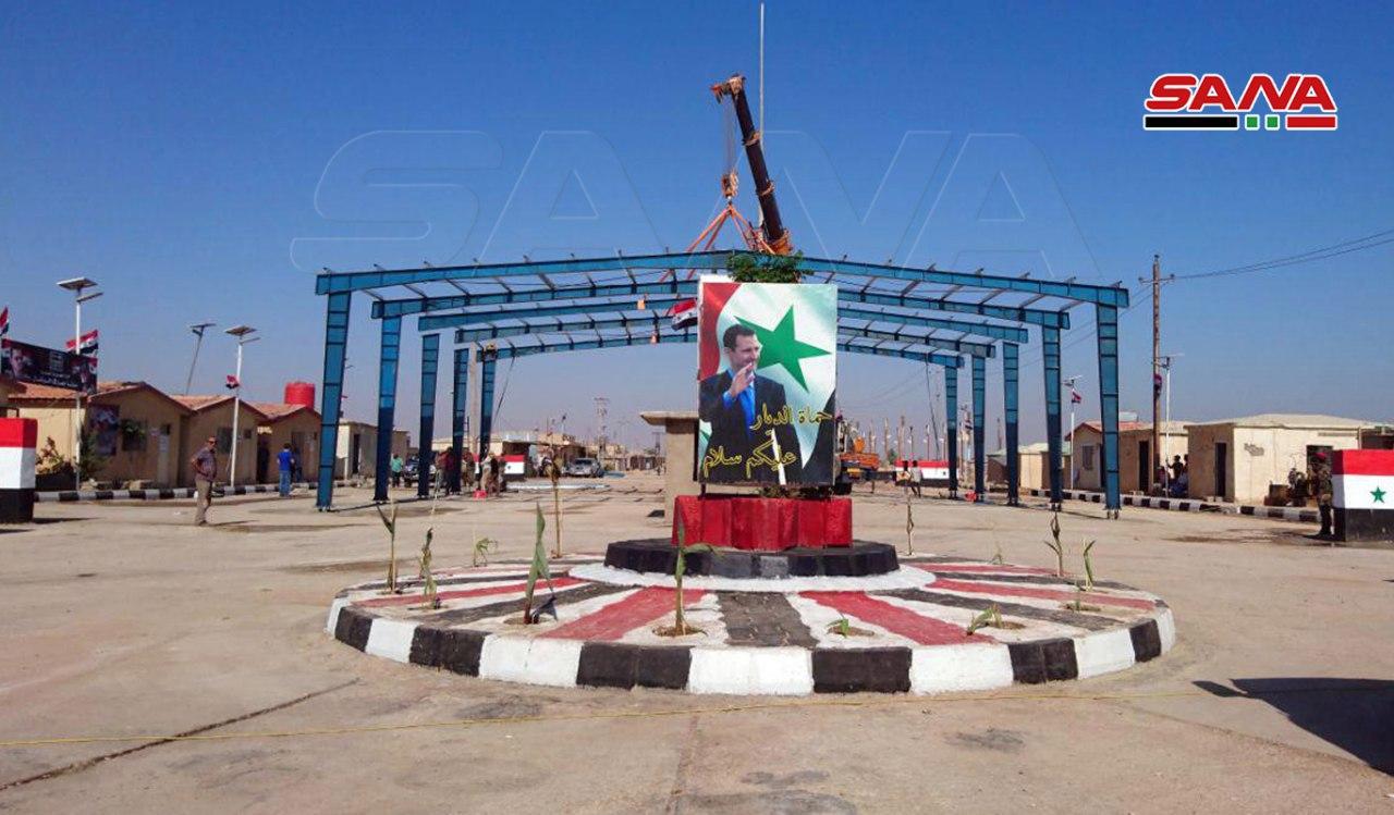 حصاد أخبار الاثنين - نظام الأسد بفتتح معبر البوكمال الحدودي مع العراق، وغارات جديدة تستهدف ميلشيات إيرانية بدير الزور  -(30-9-2019)