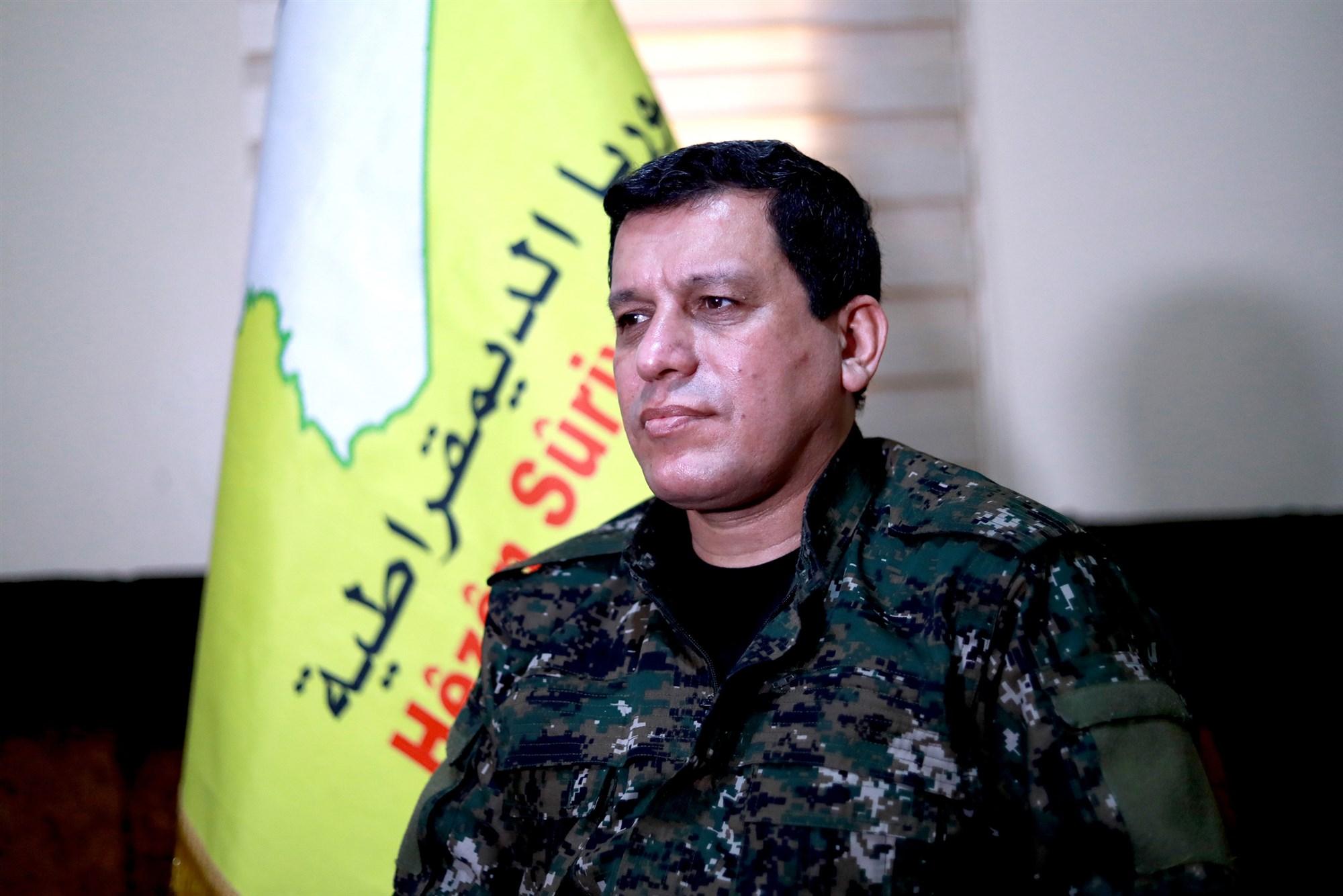 قسد تدرس عقد تحالف مع نظام الأسد لصدّ العملية التركية