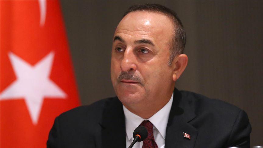 وزير الخارجية التركي:  سنقدم معلومات لنظام الأسد حول عملية شرق الفرات