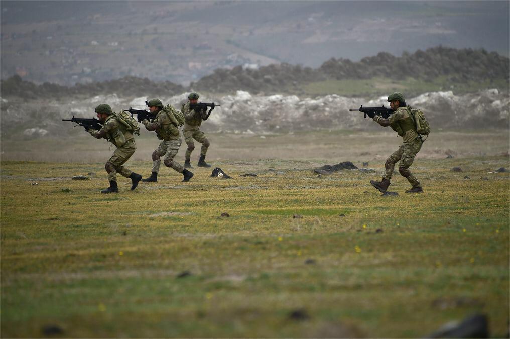 مقتل أول جندي تركي في عملية