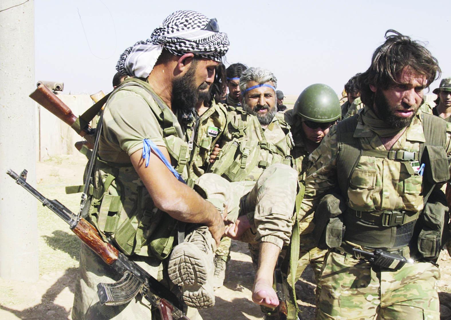 وكالة تركية تحصي شهداء الجيش الوطني منذ بدء عملية نبع السلام