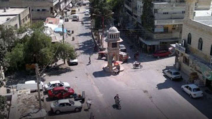 تحرير الشام تقتحم مدينة
