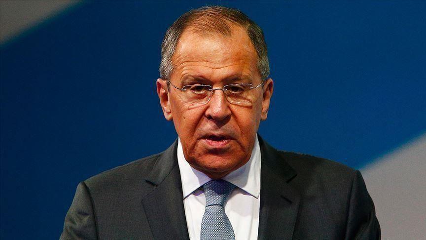 لافروف يتهم واشنطن بسرقة نفط سوريا