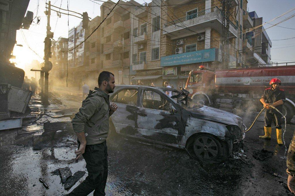 الجيش الوطني يدين تفجيرات القامشلي