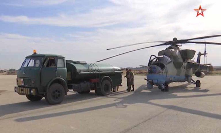 روسيا تنقل منظومة دفاع جوي من حميميم إلى القامشلي